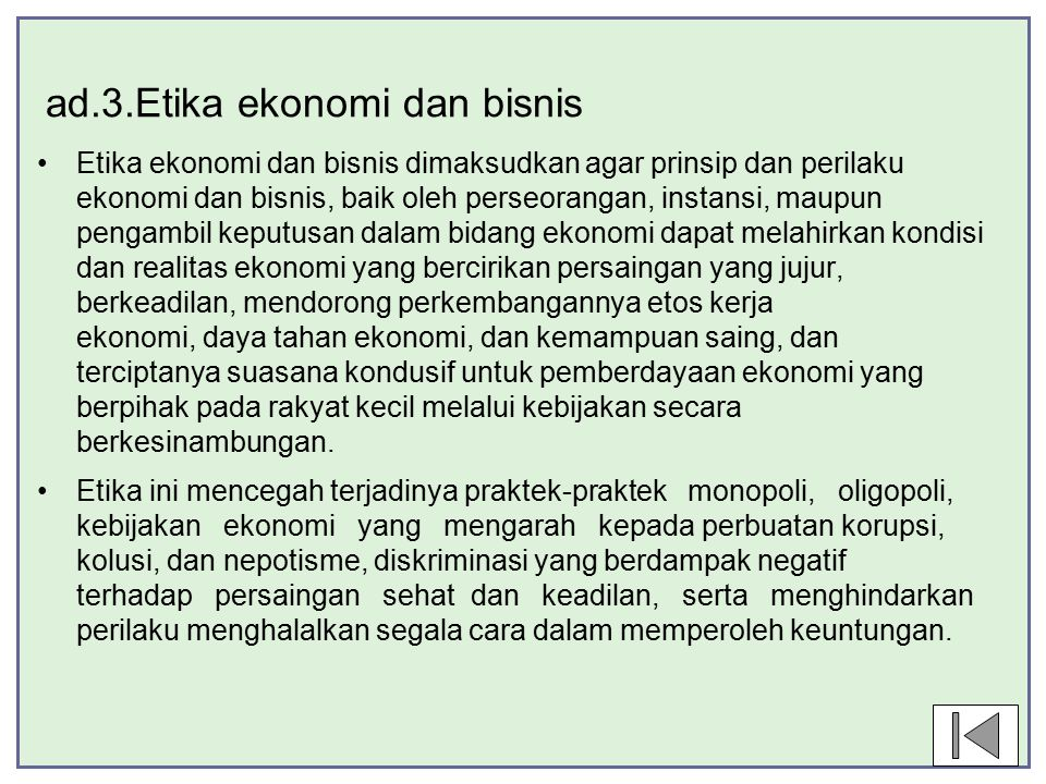 ad.3.Etika ekonomi dan bisnis