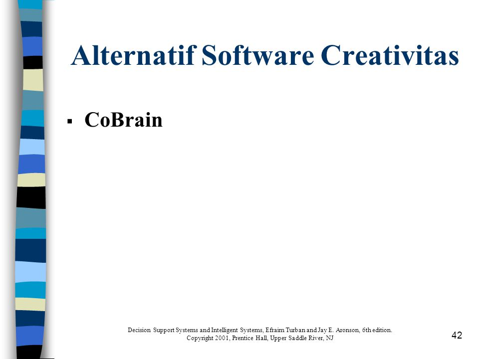 Alternatif Software Creativitas
