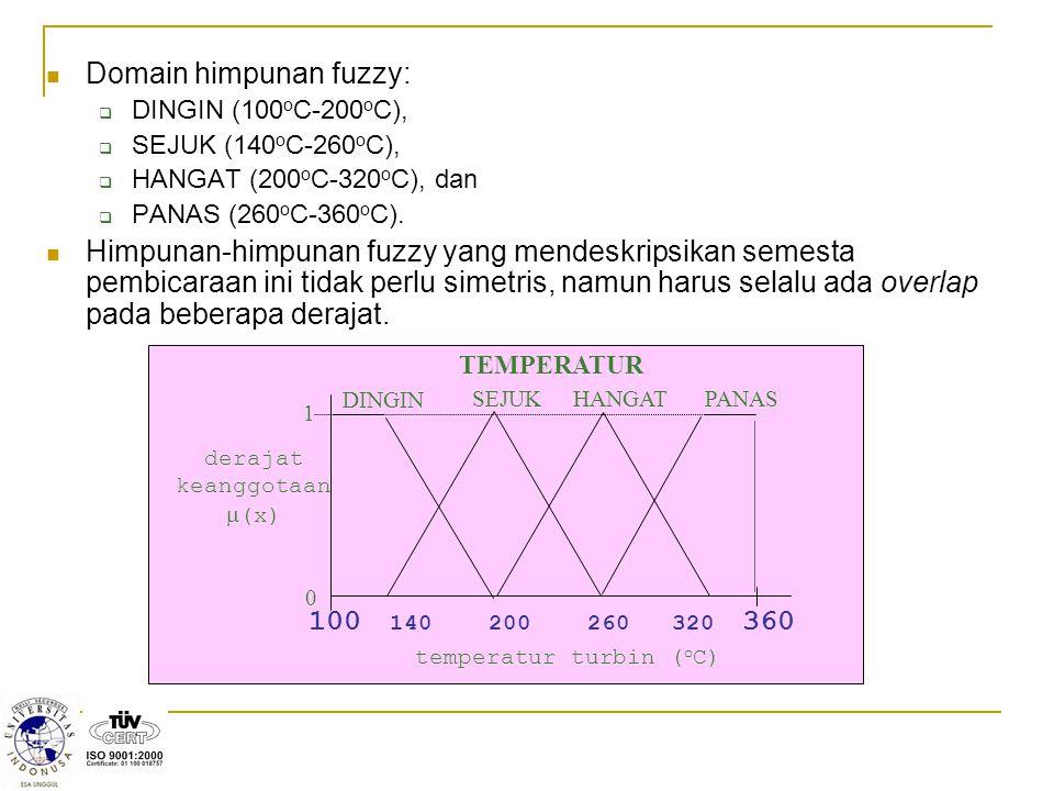 Domain himpunan fuzzy: