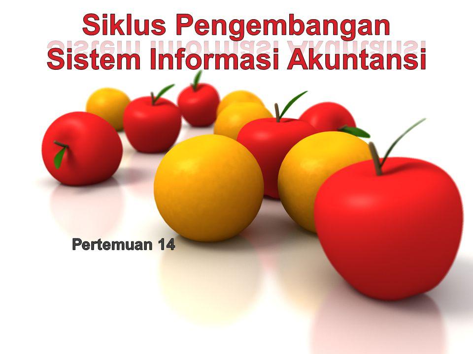 Siklus Pengembangan Sistem Informasi Akuntansi