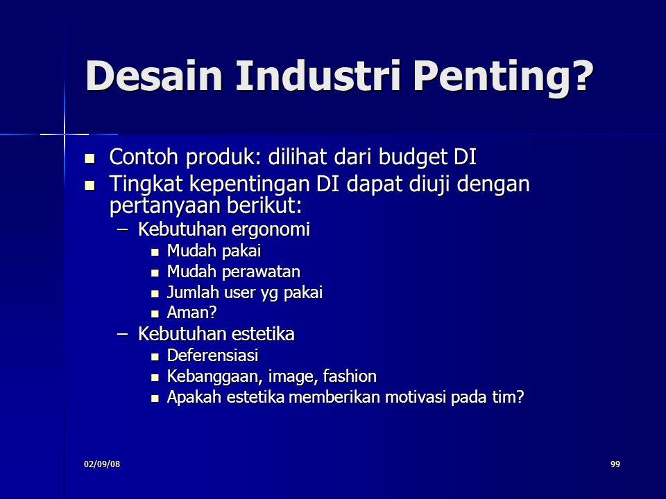 Desain Industri Penting