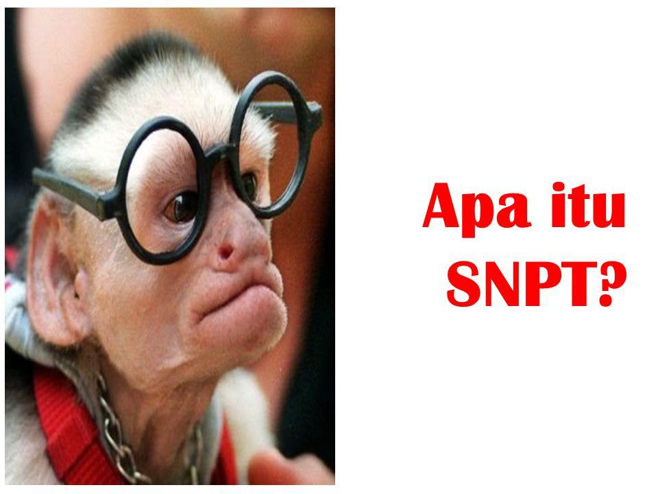 Apa itu SNPT