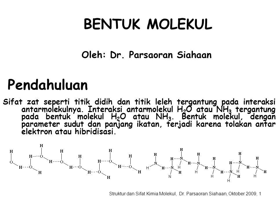 Oleh: Dr. Parsaoran Siahaan