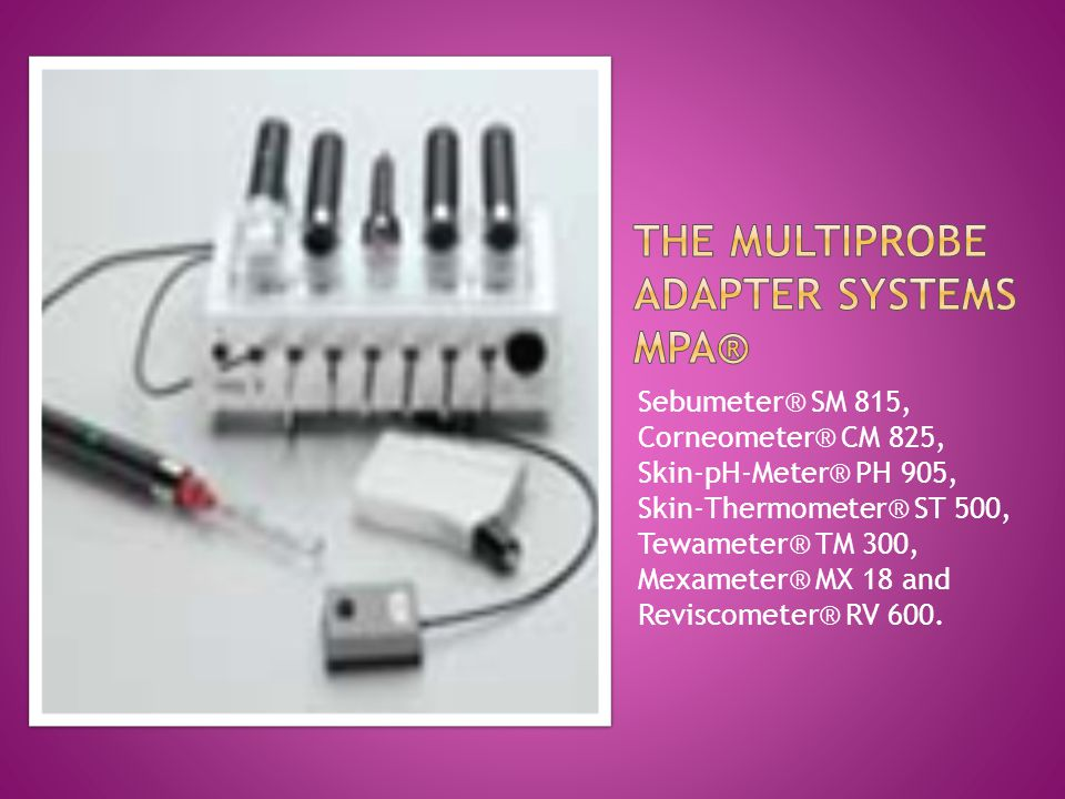 The Multiprobe Adapter Systems MPA®