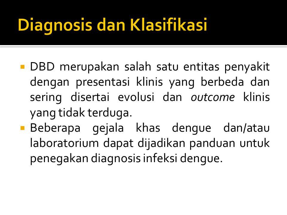 Diagnosis dan Klasifikasi