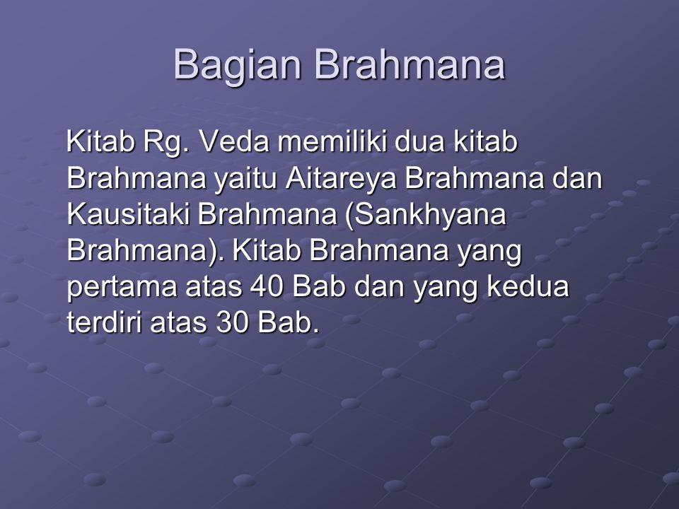 Bagian Brahmana