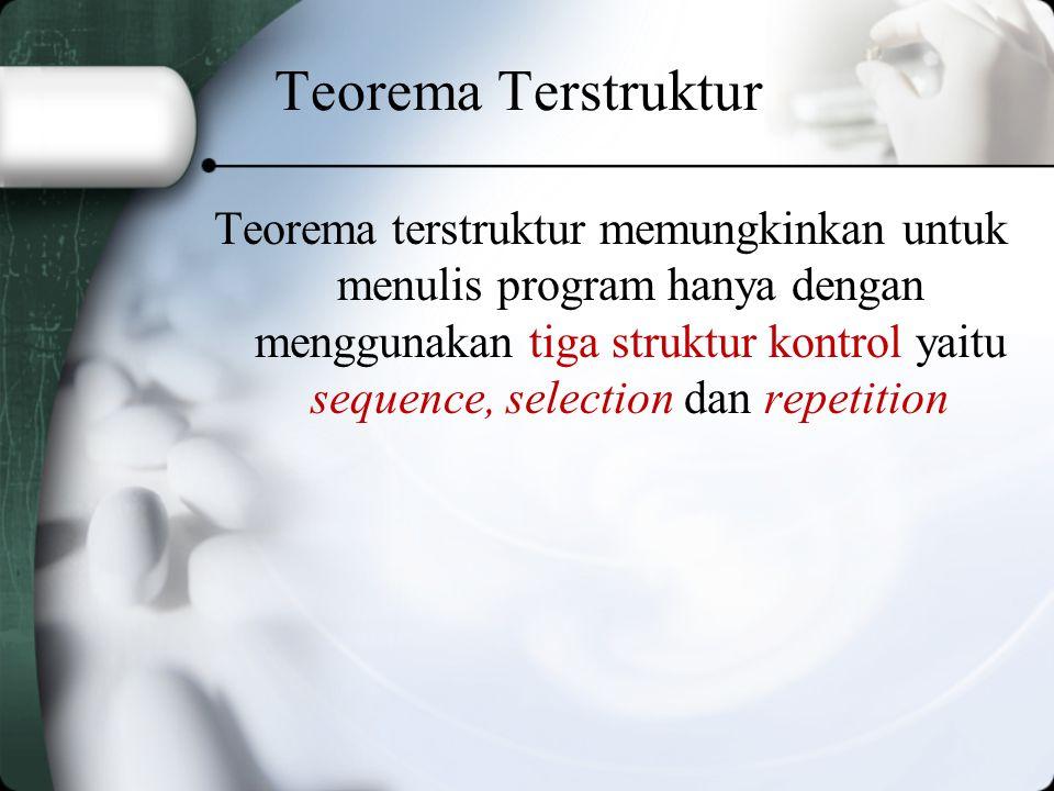 Teorema Terstruktur