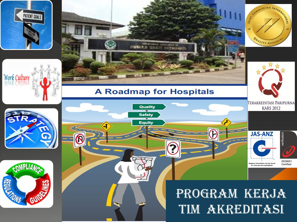 PROGRAM KERJA TIM AKREDITASI