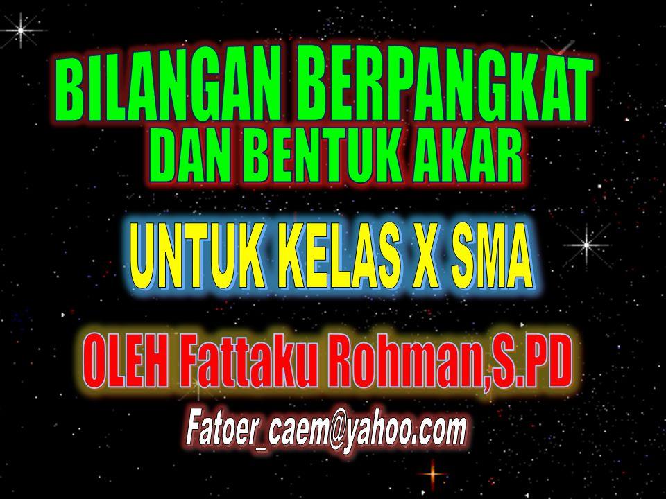 OLEH Fattaku Rohman,S.PD