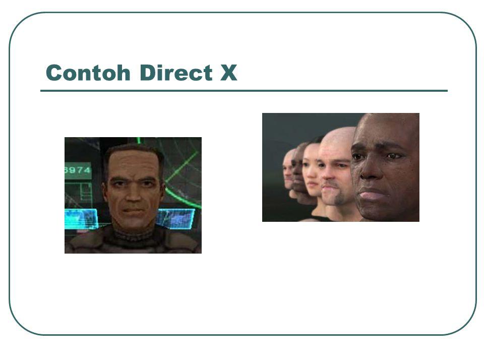 Contoh Direct X