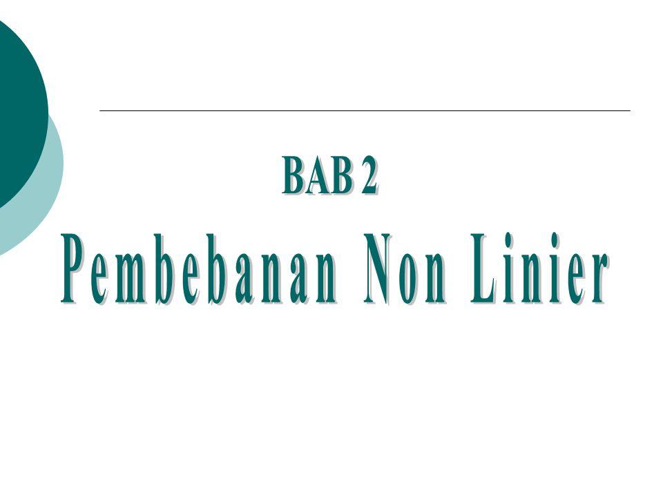 BAB 2 Pembebanan Non Linier
