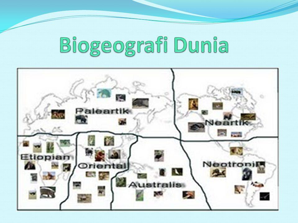 Biogeografi Dunia