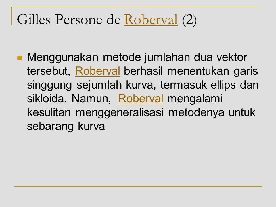 Gilles Persone de Roberval (2)