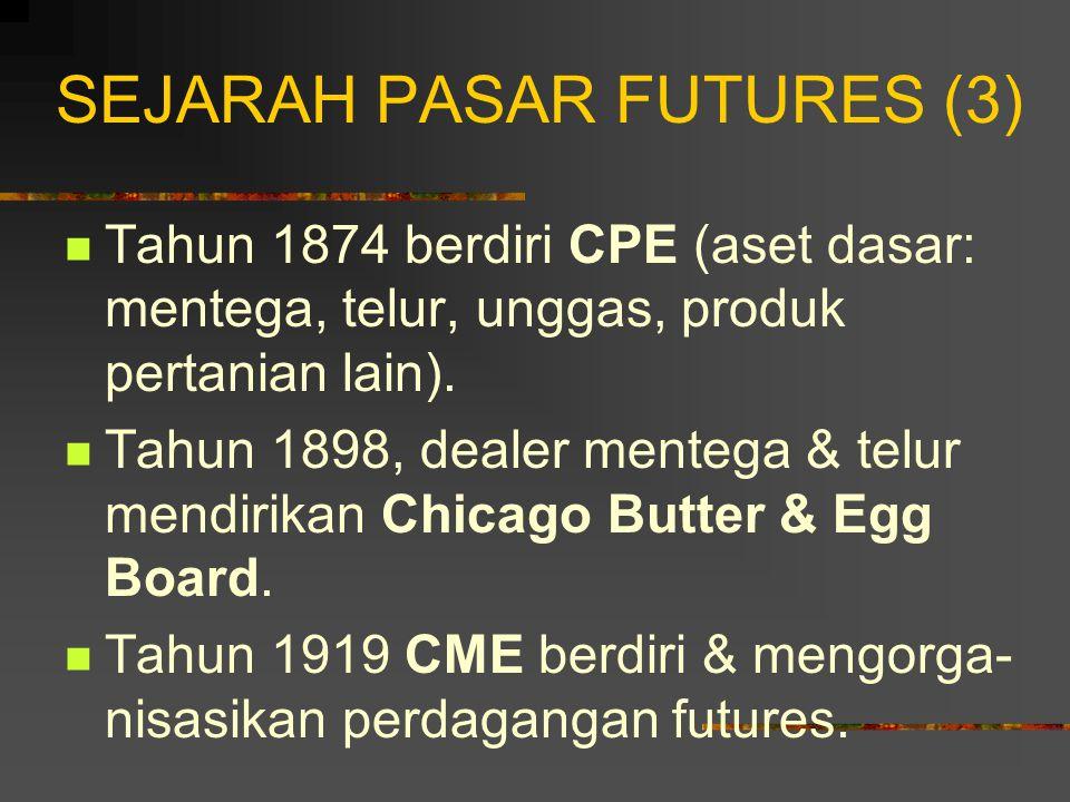 SEJARAH PASAR FUTURES (3)
