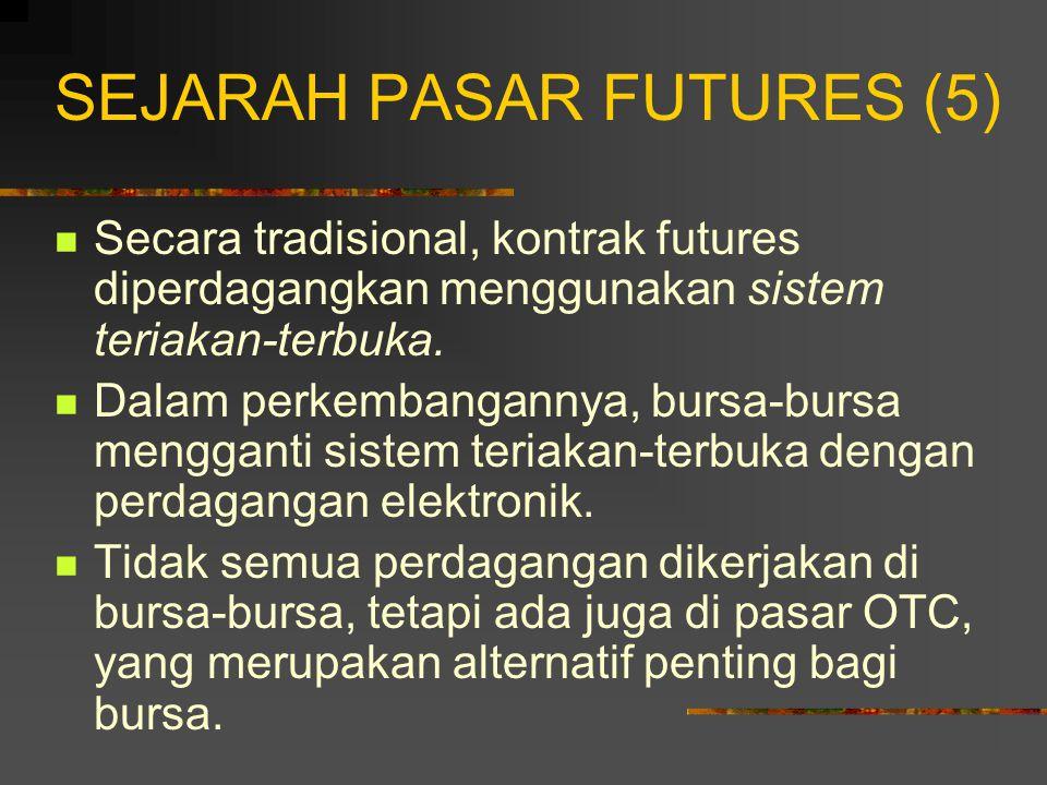 SEJARAH PASAR FUTURES (5)