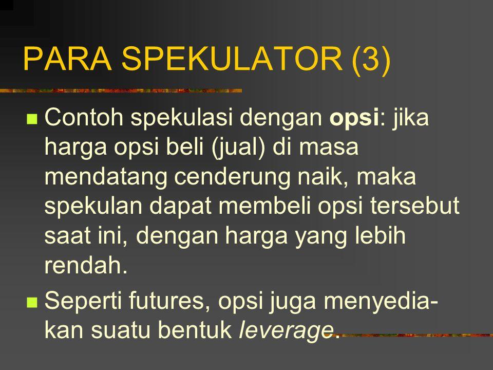 PARA SPEKULATOR (3)