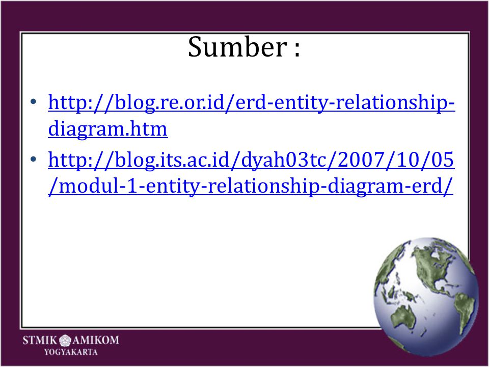 Sumber : http://blog.re.or.id/erd-entity-relationship-diagram.htm