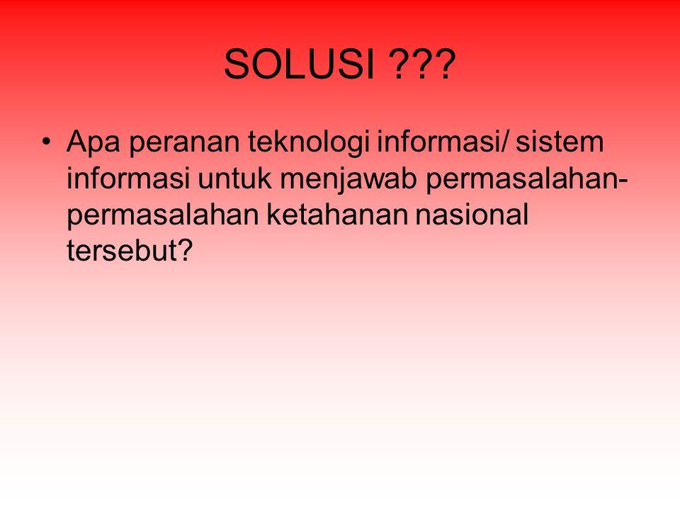 SOLUSI .