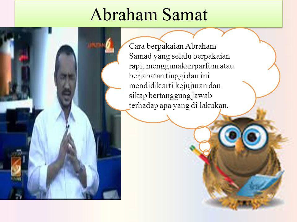 Abraham Samat