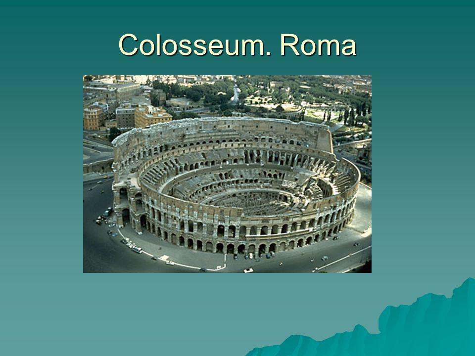 Colosseum. Roma