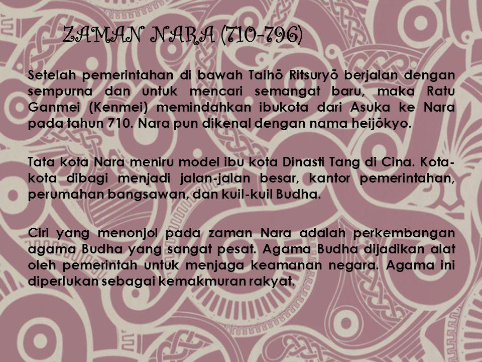 ZAMAN NARA (710-796)