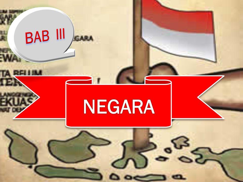 BAB III NEGARA
