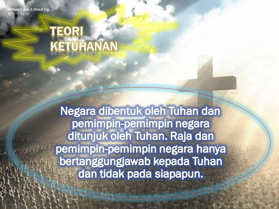 TEORI KETUHANAN