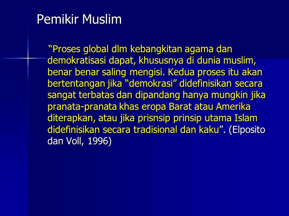 Pemikir Muslim