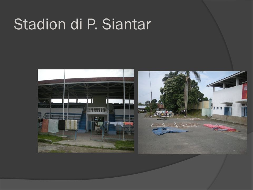 Stadion di P. Siantar