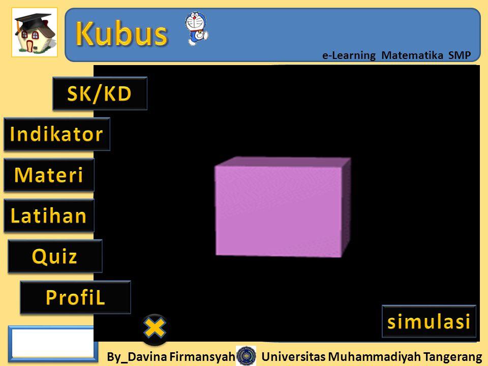 SK/KD Quiz ProfiL Latihan Materi