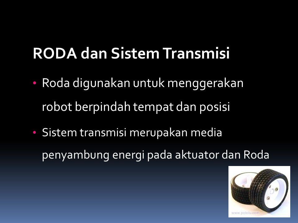 RODA dan Sistem Transmisi