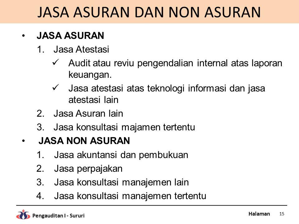 Bagian I Mengenal Profesi Audit Ppt Download
