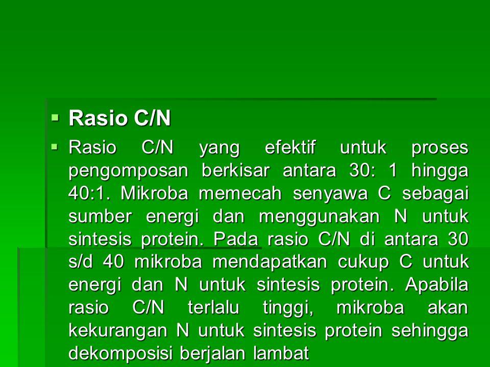 Rasio C/N