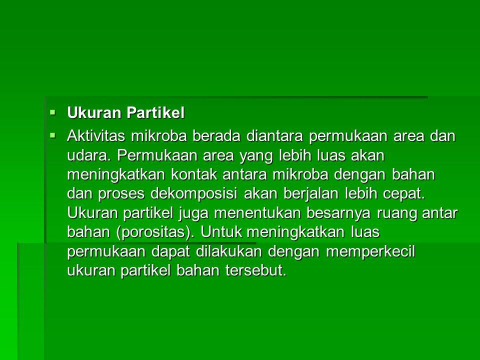 Ukuran Partikel
