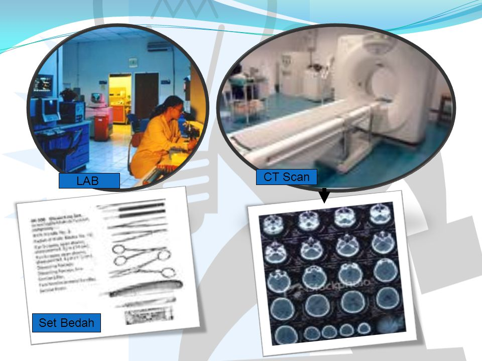 CT Scan LAB Set Bedah