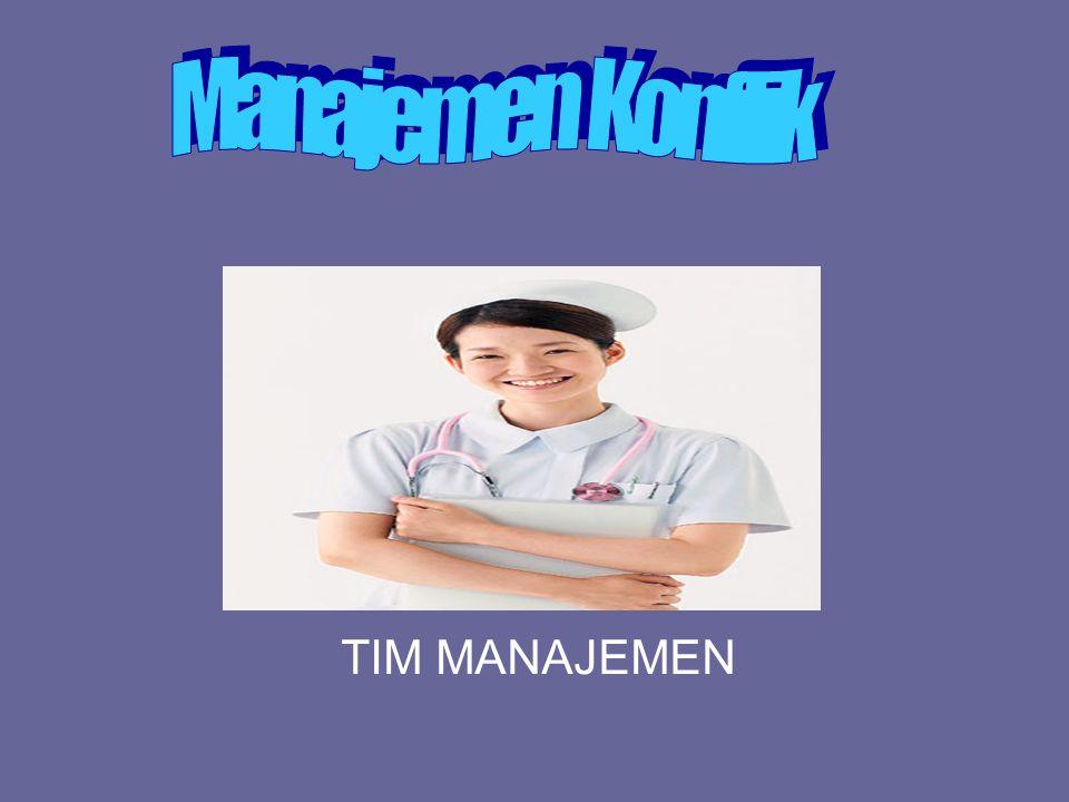 Manajemen Konflik TIM MANAJEMEN