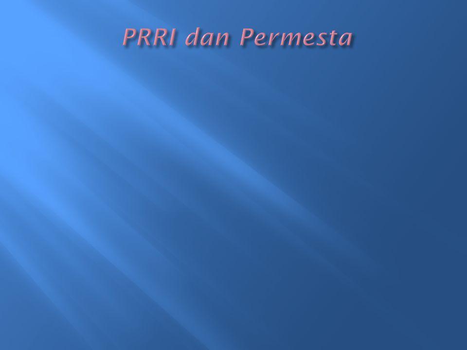 PRRI dan Permesta