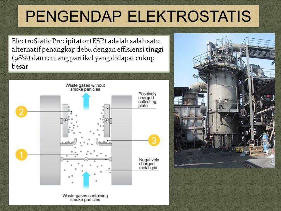 PENGENDAP ELEKTROSTATIS