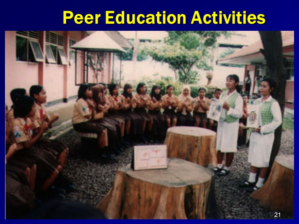 Peer Education Activities