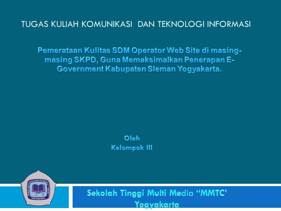 Tugas Kuliah Komunikasi dan Teknologi Informasi