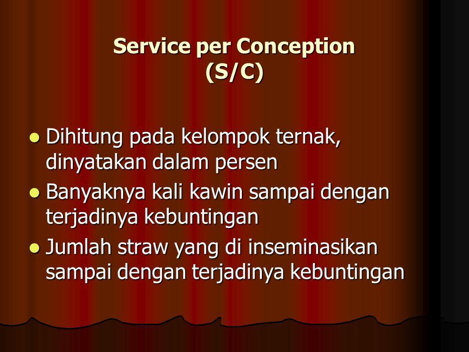 Service per Conception (S/C)