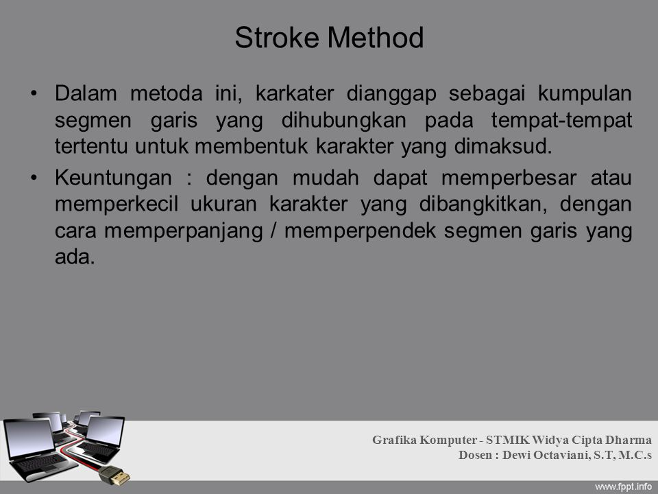 Stroke Method