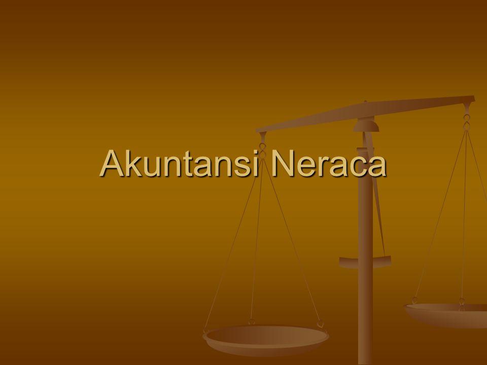 Akuntansi Neraca