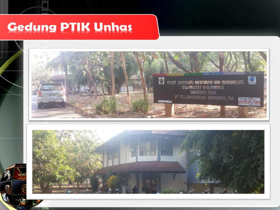 Gedung PTIK Unhas