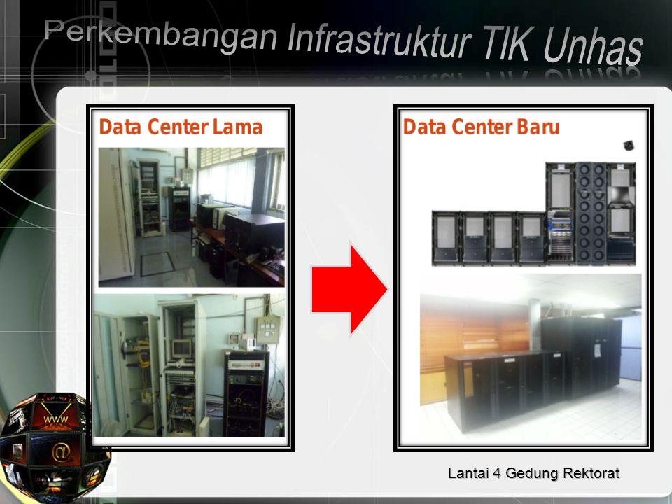 Perkembangan Infrastruktur TIK Unhas