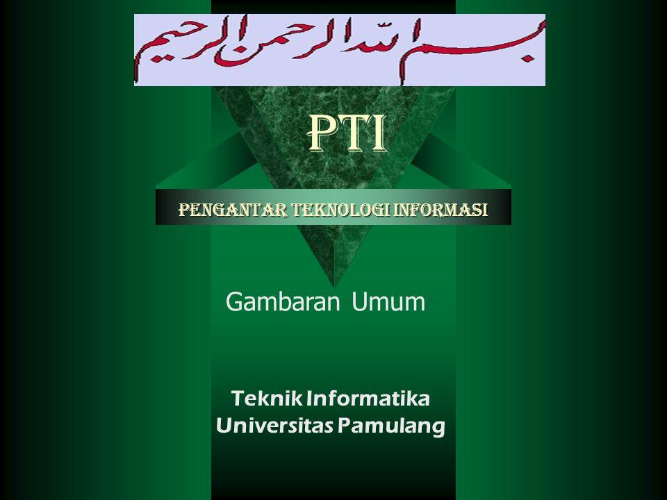 Teknik Informatika Universitas Pamulang