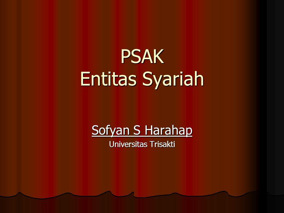 Sofyan S Harahap Universitas Trisakti