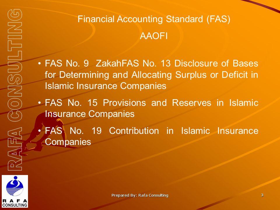 Financial Accounting Standard (FAS) AAOFI