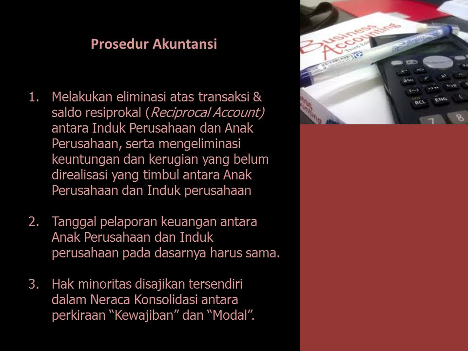 Prosedur Akuntansi