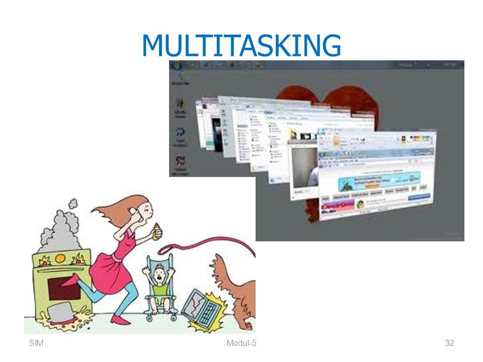 MULTITASKING SIM Modul-5